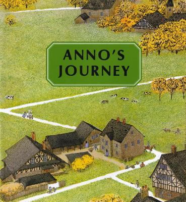 Cover image for Anno's journey