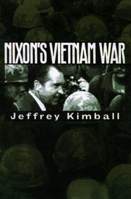 Cover image for Nixon's Vietnam War