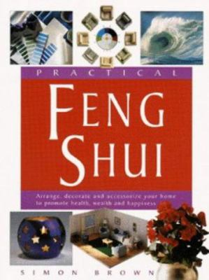 Cover image for Practical feng shui