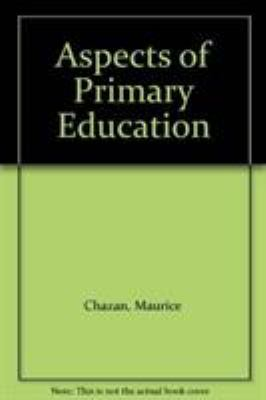 Cover image for Aspects of primary education