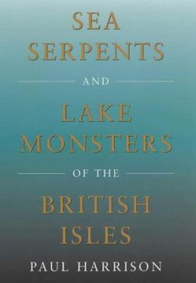 Cover image for Sea serpents and lake monsters of the British Isles