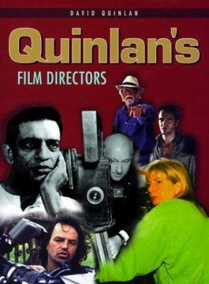 Cover image for Quinlan's film directors