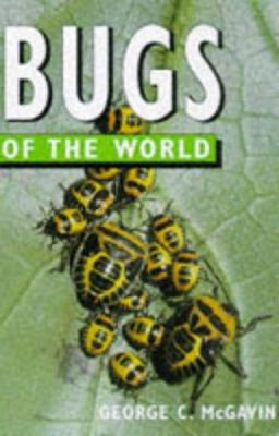 Cover image for Bugs of the world