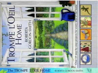 Cover image for The trompe l'oeil home