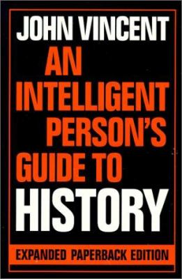 Cover image for An intelligent person's guide to history