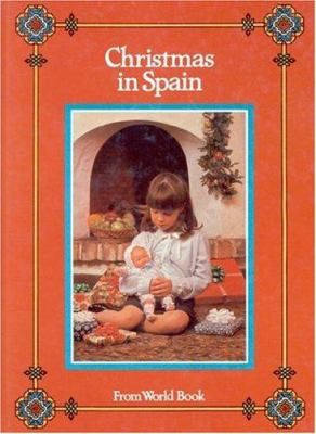 Cover image for Christmas in Spain.