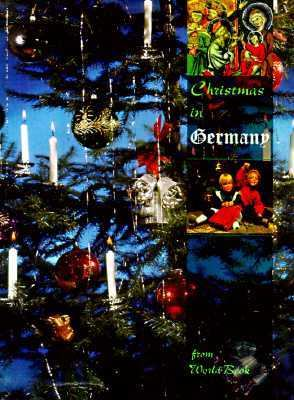 Cover image for Christmas in today's Germany.