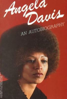 Cover image for Angela Davis--an autobiography.