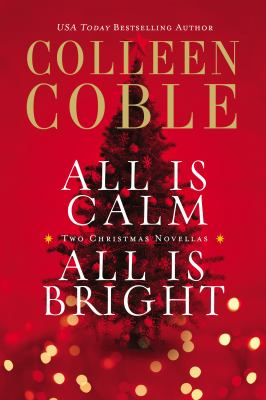 Cover image for All is calm ; All is bright