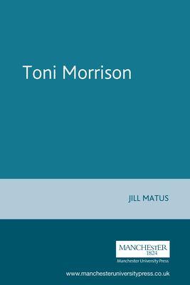 Cover image for Toni Morrison