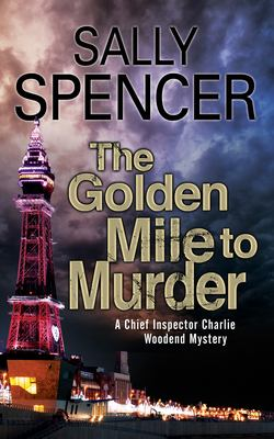 Cover image for The golden mile to murder
