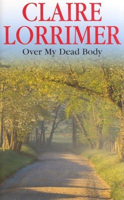 Cover image for Over my dead body