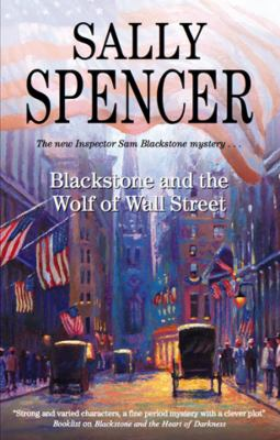 Cover image for Blackstone and the wolf of Wall Street