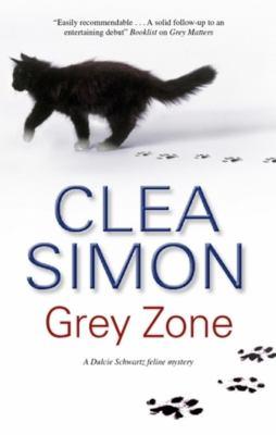 Cover image for Grey zone : a Dulcie Schwartz mystery