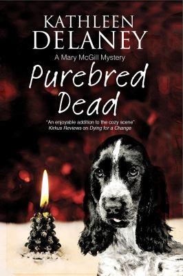 Cover image for Purebred dead