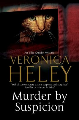 Cover image for Murder by suspicion : an Ellie Quicke mystery