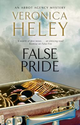 Cover image for False pride : a Bea Abbot agency mystery