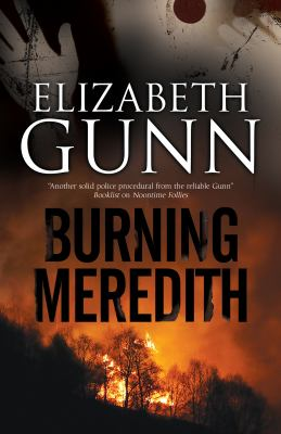 Cover image for Burning Meredith