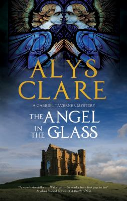 Cover image for The angel in the glass