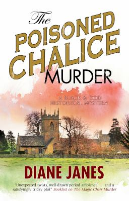 Cover image for The poisoned chalice murder