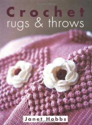 Cover image for Crochet rugs & throws