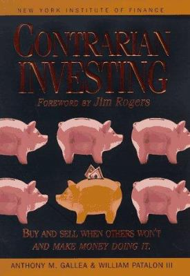 Cover image for Contrarian investing