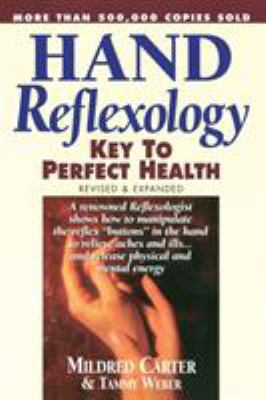 Cover image for Hand reflexology : key to perfect health