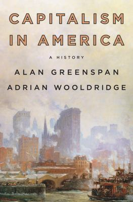 Cover image for Capitalism in America : a history