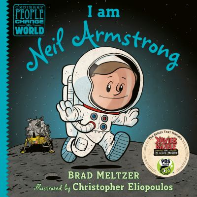 Cover image for I am Neil Armstrong