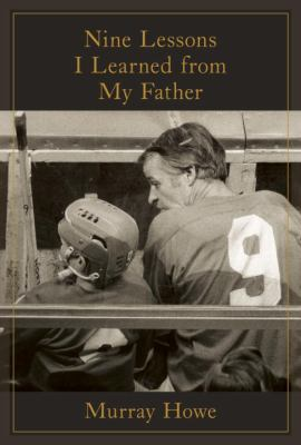 Cover image for Nine lessons I learned from my father