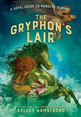 Cover image for The gryphon's lair