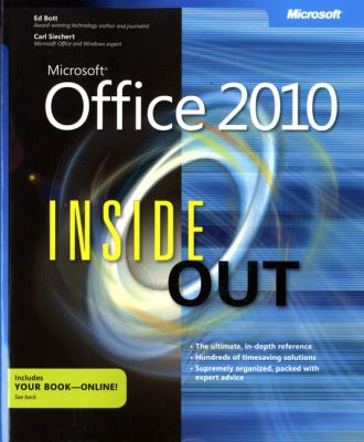 Cover image for Microsoft Office 2010