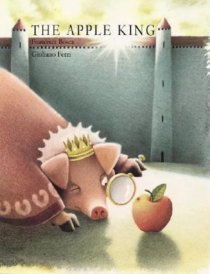 Cover image for The apple king