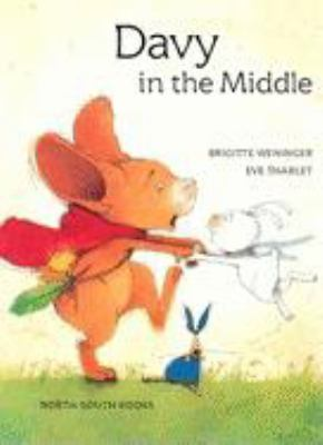Cover image for Davy in the middle