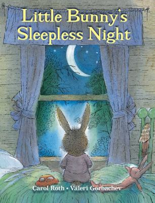 Cover image for Little Bunny's sleepless night