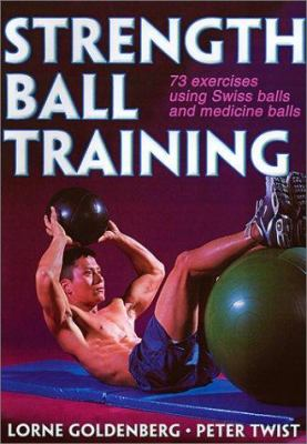 Cover image for Strength ball training