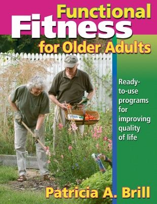 Cover image for Functional fitness for older adults