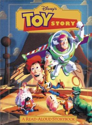 Cover image for Disney's Toy story : a read-aloud storybook