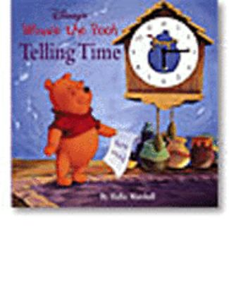 Cover image for Disney's Winnie the Pooh telling time