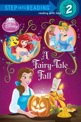 Cover image for A fairy-tale fall