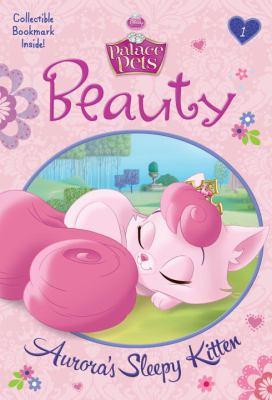 Cover image for Beauty : Aurora's sleepy kitten