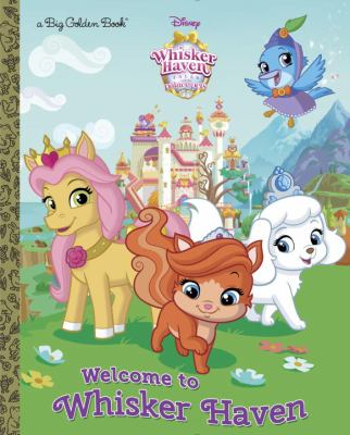 Cover image for Welcome to Whisker Haven