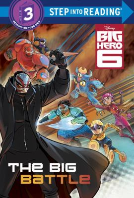 Cover image for The big battle