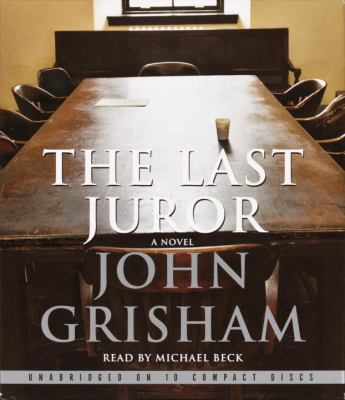 Cover image for The last juror