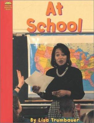 Cover image for At school