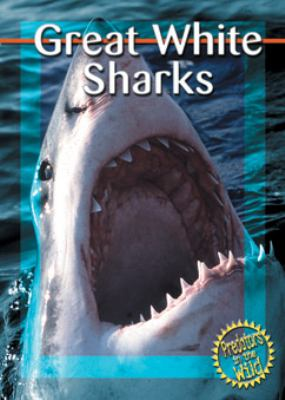 Cover image for Great white sharks