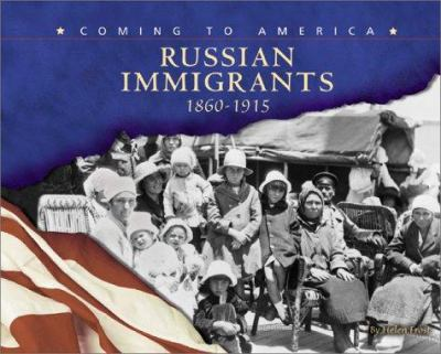 Cover image for Russian immigrants, 1860-1915