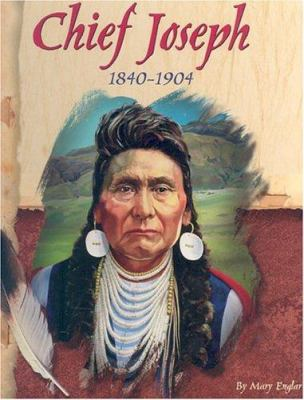 Cover image for Chief Joseph, 1840-1904