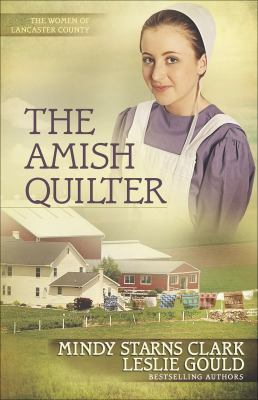 Cover image for The Amish quilter