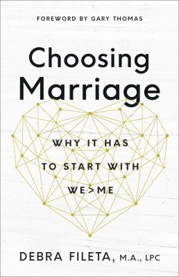 Cover image for Choosing marriage